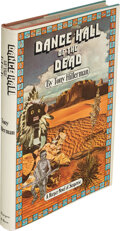 Books:Mystery & Detective Fiction, Tony Hillerman. Dance Hall of the Dead. New York: [1973]. First edition. Inscribed by the author to Otto Penzler....