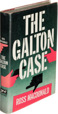 Books:Mystery & Detective Fiction, Ross Macdonald. The Galton Case. New York: 1959. First edition. Inscribed by the author to Otto Penzler....