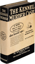 Books:Mystery & Detective Fiction, S. S. Van Dine. The Kennel Murder Case. New York: 1933. First edition. Inscribed by the author....