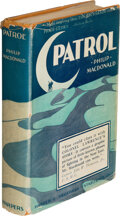 Books:Mystery & Detective Fiction, Philip MacDonald. Patrol. New York: 1928. First edition. Inscribed by the author....