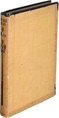 Books:Mystery & Detective Fiction, Richard Harding Davis. In the Fog. New York: 1901. First edition. With tipped-in Autograph Letter Signed....