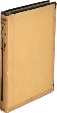 Richard Harding Davis. In the Fog. New York: 1901. First edition. With tipped-in Autograph L