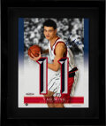 Basketball Collectibles:Photos, 2000's Yao Ming Signed Photograph....