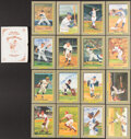 Autographs:Sports Cards, 1985-90 Perez-Steele Great Moments Signed Collection (16)....