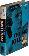 Books:Mystery & Detective Fiction, Mickey Spillane. The Big Kill. New York: 1951. First edition. Inscribed by the author to Otto Penzler....