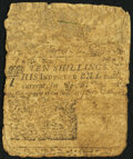 Colonial Notes:Delaware, Delaware May 1, 1758 10s Good.. ...
