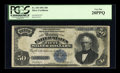 Large Size:Silver Certificates, Fr. 335 $50 1891 Silver Certificate PCGS Very Fine 20PPQ....