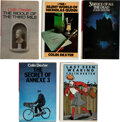 Books:Mystery & Detective Fiction, Colin Dexter. Last Seen Wearing. [London: Macmillan, 1976]. First edition of the second Inspector Morse novel.... (Total: 5 )