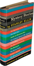 Books:Mystery & Detective Fiction, Stanley Ellin. Mystery Stories. New York: Simon and Schuster, 1956. First edition. Inscribed by Ellin....