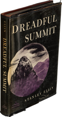 Stanley Ellin. Dreadful Summit. New York: Simon and Schuster, 1948. First edition. Presentat