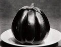 Photographs, Edward Weston (American, 1886-1958). Eggplant, 1929. Gelatin silver, printed later by Cole Weston. 7-1/4 x 9-1/4 inches ...
