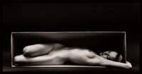 Ruth Bernhard (American, 1905-2006) In the Box-Horizontal, 1962 Gelatin silver, printed later 7-1
