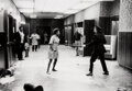 Photographs, Fred W. McDarrah (American, 1926-2007). Welfare Mother Attacks Security Guard in Broadway Central Hotel, November 18, 19...