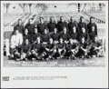 Football Collectibles:Photos, 1932 Green Bay Packers Team Photograph (Issued in circa 1960's). ...