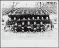 Football Collectibles:Others, 1934 Green Bay Packers Team Photograph (Issued in circa 1960's). ...