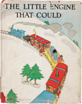 "Books:Children's Books, Watty Piper. The Little Engine that Could. Retold from ""The Pony Engine"" by Mabel C. Bragg. New York: The Platt ..."