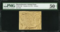 Colonial Notes:Massachusetts, Massachusetts October 16, 1778 8d PMG About Uncirculated 50 Net.. ...