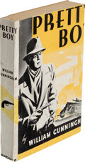 Books:Mystery & Detective Fiction, William Cunningham. Pretty Boy. New York: The Vanguard Press, 1936. First edition. Rare softcover issue....