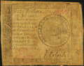Colonial Notes:Continental Congress Issues, Continental Currency September 26, 1778 $60 Laminated Not Graded.. ...