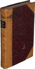 Books:Mystery & Detective Fiction, Andrew Forrester, Jun. Secret Service or Recollections of a City Detective. London: Ward and Lock, 1864. First editi...