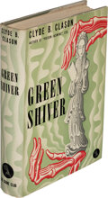 Books:Mystery & Detective Fiction, Clyde B. Clason. Green Shiver. New York: Crime Club, [1941]. First edition. ...
