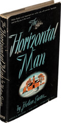 Books:Mystery & Detective Fiction, Helen Eustis. The Horizontal Man. New York: Harper & Brothers, Publishers, [1946]. First edition. A Haycraft-Queen C...