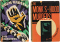 Books:Mystery & Detective Fiction, The Edingtons. The Monk's-Hood Murders. New York: Cosmopolitan Book Corporation, 1931. First edition. ... (Total: 2 )