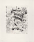 Prints & Multiples, Christopher Wool (b. 1955). Untitled, 2005. Aquatint on Strathmore 500 Bristol paper. 16-1/8 x 13 inches (41 x 33 cm) (s...