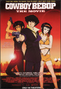 "Movie Posters:Animation, Cowboy Bebop: The Movie (Sony, 2001). Rolled, Very Fine. One Sheet (27"" X 40"") SS. Animation.. ..."