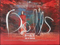 """Movie Posters:Foreign, Dolls (Artificial Eye, 2003). Rolled, Very Fine. British Quad (30"""" X 40""""). Foreign.. ..."""