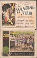 """Movie Posters:Musical, Sally & Other Lot (First National, 1929). Fine+. Lobby Card & Title Lobby Card (11"""" X 14""""). Musical.. ... (Total: 2 Items)"""