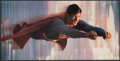 """Movie Posters:Action, Superman the Movie & Other Lot (Warner Bros., 1978). Very Fine. Deluxe Jumbo Lobby Cards (5) (12.5"""" X 24.75"""" & 20"""" X 16"""") & ... (Total: 9 Items)"""