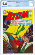 Silver Age (1956-1969):Superhero, The Atom #20 (DC, 1965) CGC NM 9.4 White pages....