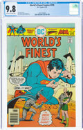 Bronze Age (1970-1979):Superhero, World's Finest Comics #238 (DC, 1976) CGC NM/MT 9.8 Off-white to white pages....
