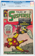 Silver Age (1956-1969):Superhero, Tales of Suspense #49 (Marvel, 1964) CGC VG/FN 5.0 Off-white to white pages....
