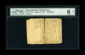 Colonial Notes:Massachusetts, Massachusetts August 18, 1775 10s PMG Good 6 Net....