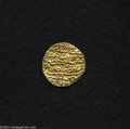 Egypt: , Egypt: Selim II gold Sultani 974AH (1566) Misr, NP-239, very boldlystruck AXF with mint luster. Nice grade for this early series....