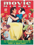 Magazines:Miscellaneous, Movie Mirror V12#6 (Macfadden, 1937). Condition VF...