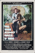 """Movie Posters:Adult, Tell Them Johnny Wadd Is Here & Other Lot (Freeway Films, 1976). Folded, Fine/Very Fine. One Sheets (2) (27"""" X 41""""). Adult.... (Total: 2 Items)"""