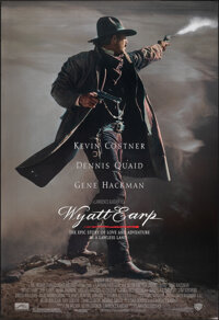 "Wyatt Earp (Warner Bros., 1994). Rolled, Very Fine+. One Sheets (7) Identical (27"" X 41""). Western. ... (Total..."