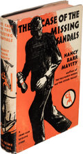 Books:Mystery & Detective Fiction, Nancy Barr Mavity. The Case of the Missing Sandals. Garden City: Crime Club, 1930. First edition. Presentation cop...