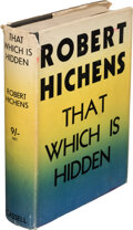 Books:Mystery & Detective Fiction, Robert Hichens. That Which Is Hidden. London: Cassell and Company, [1939]. First edition. ...
