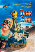 """Movie Posters:Action, Tank Girl (United Artists, 1995). Rolled, Very Fine+. One Sheets (2) (27"""" X 40"""") DS Regular & Day-Glo Advance Styles. Action... (Total: 2 Items)"""
