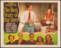 """Movie Posters:Academy Award Winners, The Best Years of Our Lives (RKO, 1946). Very Fine. Lobby Card (11"""" X 14""""). Academy Award Winners.. ..."""