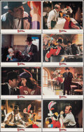 """Movie Posters:Animation, Who Framed Roger Rabbit & Other Lot (Buena Vista, 1988). Very Fine. Lobby Card Set of 8 & Lobby Cards (7) (11"""" X 14""""). Anima... (Total: 15 Items)"""