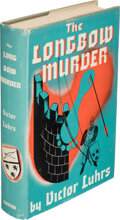 Books:Mystery & Detective Fiction, Victor Luhrs. The Longbow Murder. New York: W. W. Norton & Company, [1941]. First edition....