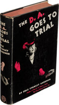 Books:Mystery & Detective Fiction, Erle Stanley Gardner. The D. A. Goes to Trial. New York: William Morrow and Company, 1940. First edition.... (Total: 0 Items)