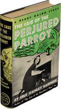 Books:Mystery & Detective Fiction, Erle Stanley Gardner. The Case of the Perjured Parrot. New York: William Morrow and Company, 1939. First edition of ...