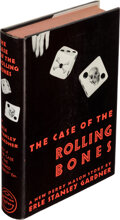 Books:Mystery & Detective Fiction, Erle Stanley Gardner. The Case of the Rolling Bones. New York: William Morrow and Company, 1939. First edition of th...