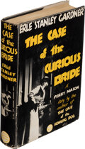 Books:Mystery & Detective Fiction, Erle Stanley Gardner. The Case of the Curious Bride. New York: William Morrow and Company, 1934. First edition of th...